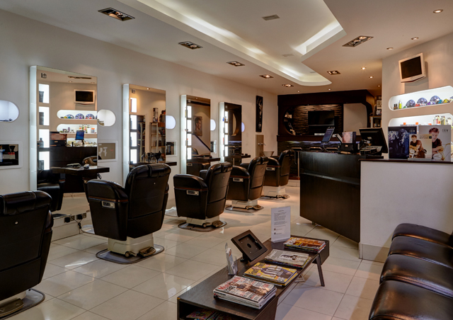 Visit the Walk-In Salon at Blades, Wakefield